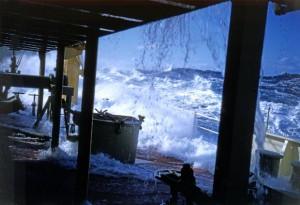 カリブの大津波