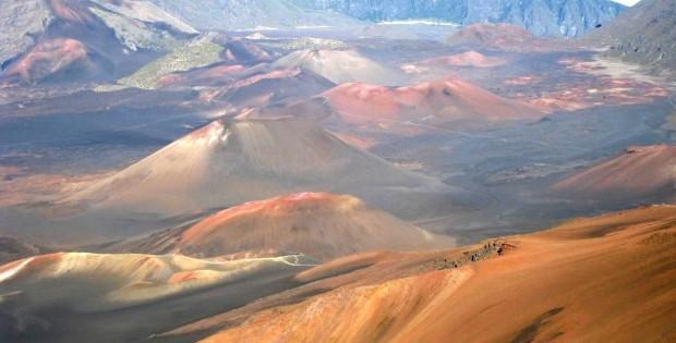 火山噴火ランキング