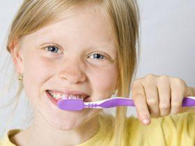 避難生活でも歯磨きは大切。